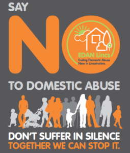 Say No to domestic abuse